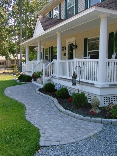 landscaping  outdoor building home front porch