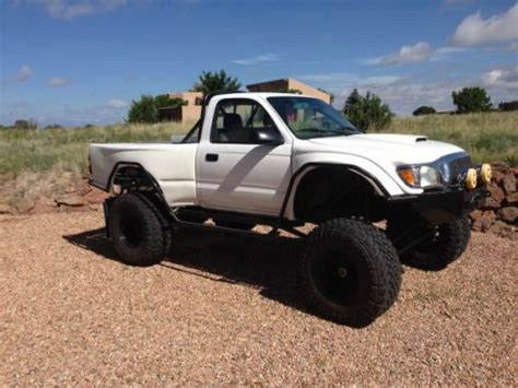 Build A Toyota Tacoma Truck 2001 2015 Toyota Tacoma All New Ultimate Offroad Build