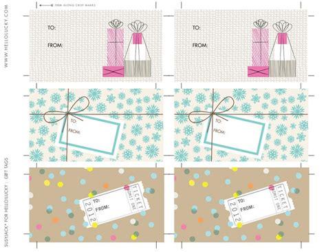 printable folding christmas gift tags 41 sets of free printable christmas gift tags