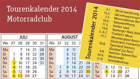 Motorradclubs Hessen by Beispiele Scheckkartenkalender 2018 Visitenkarten Kalender