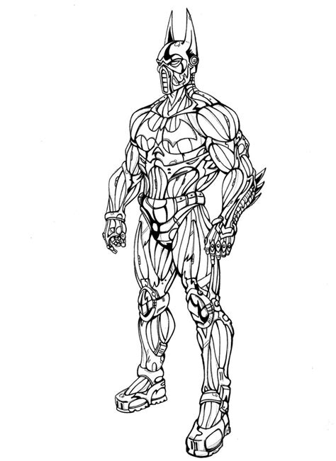 armored batman coloring pages batman armored suit drawings sketch coloring page