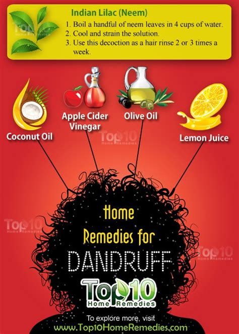 best cure for dandruff home remedies for dandruff top 10 home remedies