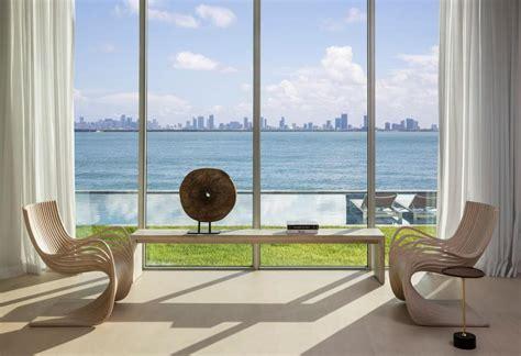 million modernist mansion  sale  miami beach