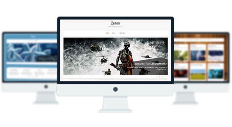 wordpress themes free logo towfiq i 187 zenon lite free wordpress theme