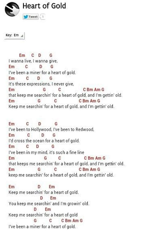 strumming pattern heart of gold 17 best images about guitar songs on pinterest free