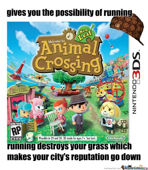 Animal Crossing Meme - scumbag animal crossing by yume meme center