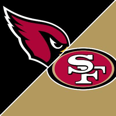 cardinals vs. 49ers game recap november 29, 2015 espn
