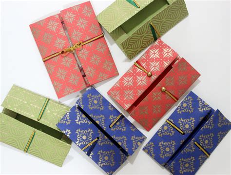 Handmade Envelope Design - how to make rakhi envelopes in 10 mins the craftables