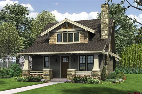 Bungalow Style House Plan 3 Beds 2 5 Baths 1777 Sq Ft Cottage Plans Bungalow