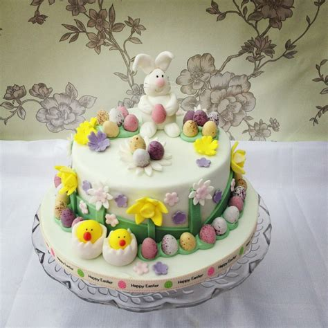 easter themed cake funky fab cakes portfolio by maria varnavides