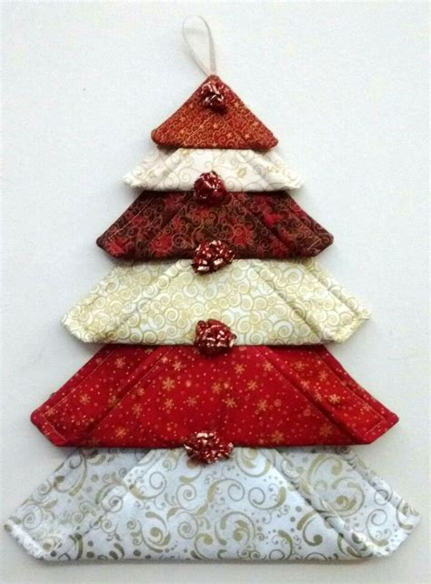 the 25 best quilted christmas ornaments ideas on