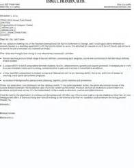 Cover Letter Career Fair by Fair Cover Letter Sles