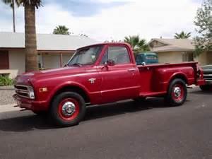 Chevrolet Trucks For Sale By Owner 1968 Chevrolet Stepside Truck For Sale By Owner