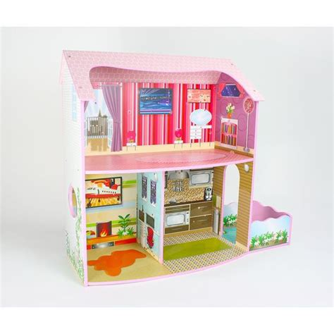 fashion doll house the beverly hills fashion doll house jupiter workshops toys quot r quot us chunky houses
