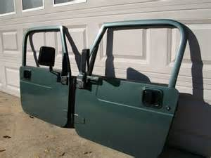 Jeep Tj Doors Jeep Wrangler Tj Doors For Sale In Cheraw South