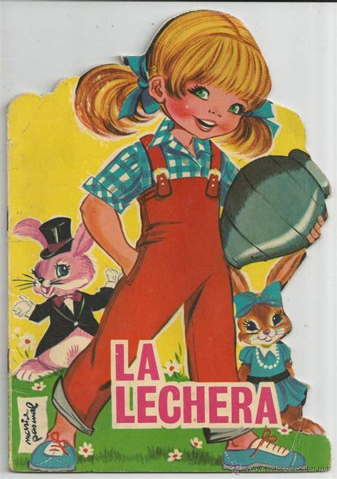 libro la lechera the cuento troquelado la lechera dibujos maria comprar libros de cuentos en todocoleccion