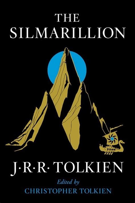 The Silmarillion A by Tolkiens Legendarium What Is The Cover From This