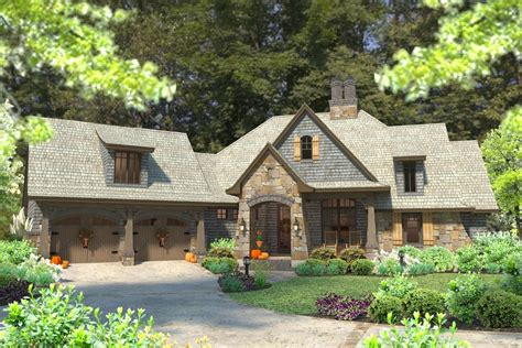 cottage style home floor plans craftsman style house plan 4 beds 3 5 baths 2482 sq ft