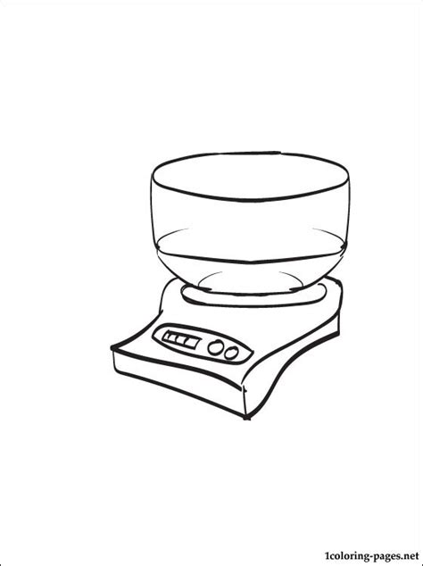 coloring pages kitchen utensils free coloring pages of kitchen tools
