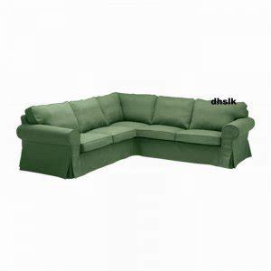 ektorp corner sofa 2 2 slipcover ikea ektorp 2 2 corner sofa cover slipcover svanby green