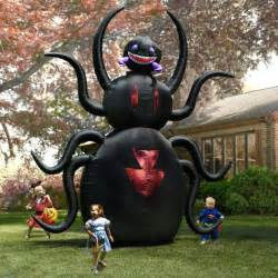 giant halloween decoration 12 animated spider craziest