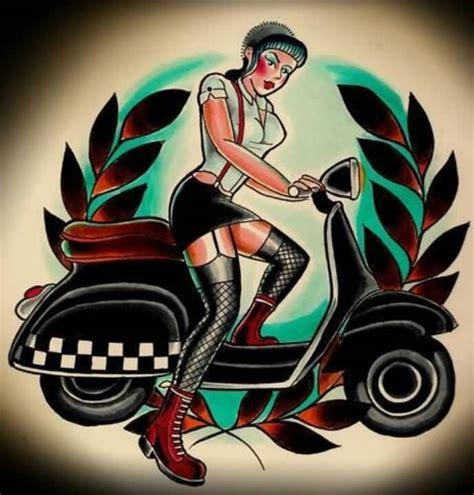 Antifa Sticker Whatsapp by 39 Inspiring Scooter Tattoos