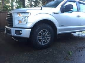 Tires For Ford F150 Lariat Tire Size For Lariat Sport 4x4 No Lift Ford