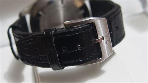 Harga Jam Tangan Merk Iwc Original sold iwc pilot s chronograph jual beli jam tangan