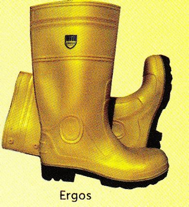 Safety Boot Petrova Yellow boots ergos