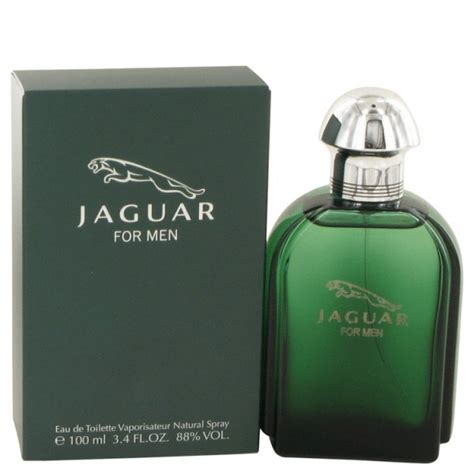 Parfum Jaguar Homme Eau De Toilette Spray Jaguar Pour Homme De Jaguar En 100 Ml