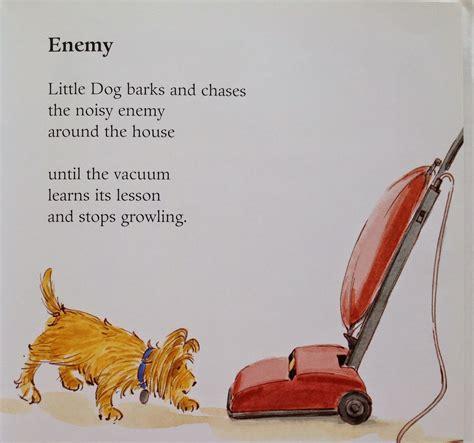 puppy rhymes poems