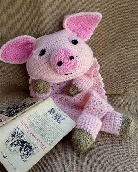 Pig Blankets For Sale by 15 Adorable Animal Baby Blanket Crochet Patterns Crochet