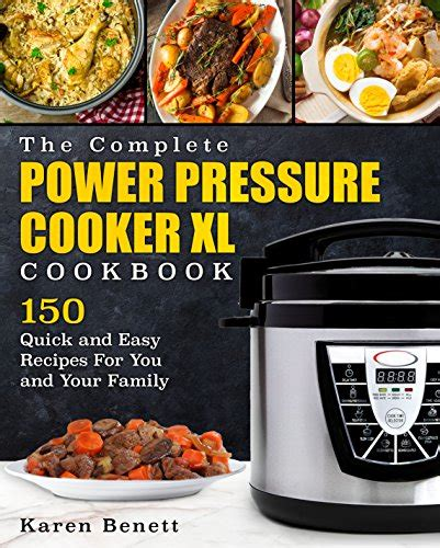 the complete high pressure cooker cookbook ultimate guide to high pressure cooking for all with 97 flavored and easy recipes for weight loss and overall health 4 weeks healthy meal plan included books bargain booksy deals on bestselling ebooks