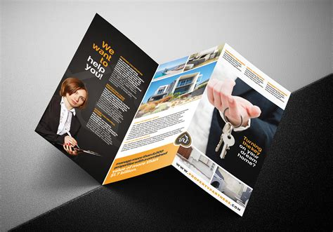 Real Estate Tri Fold Brochure Template In Psd Ai Vector Brandpacks Real Estate Tri Fold Brochure Template