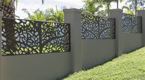 Decorative Fence Panels Home Depot by Captivating Decorative Fence Screen Panels 95 For Your