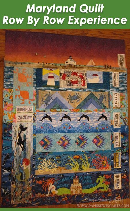 Quilt Shops Maryland by Best 20 Row By Row 2016 Ideas On