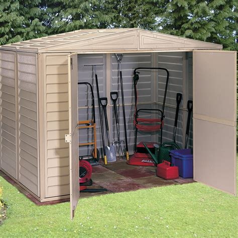 backyard storage storechoice budget metal sheds uk garden storage sheds