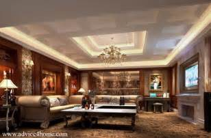 lounge ceiling designs