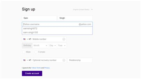 email yahoo valid how to create yahoo email account or sign in techqy