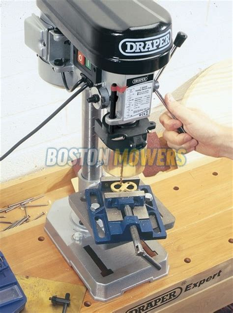 draper bench drill d13 5d draper 5 speed hobby bench drill pillar drill
