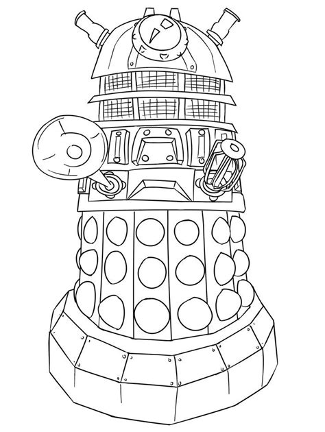 dr who coloring pages doctor who coloring pages coloring home