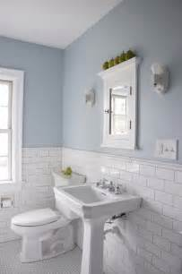 White Subway Tile Bathroom Ideas Vintage Bathroom Traditional Bathroom Philadelphia