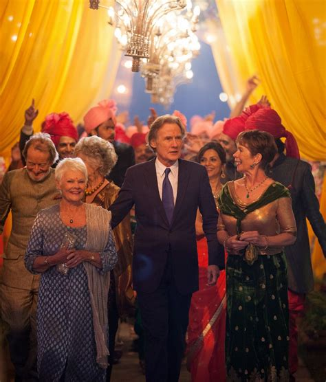the best marigold hotel review the second best marigold hotel nouse