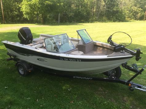 used starcraft boats on ebay starcraft 2006 for sale for 14 500 boats from usa