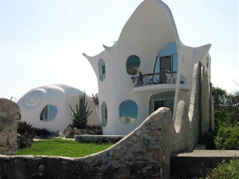 Conch House | 10 crazy structures around the world impact lab