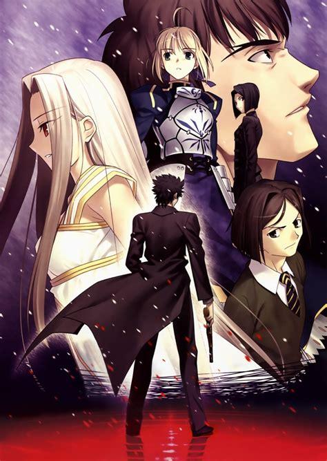 Fate 0 Anime by Fate Zero Anime Adaptation Green Lit Gin No Dangan