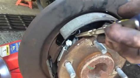 accident recorder 2009 nissan frontier parking system 2011 nissan titan parking brake repair youtube