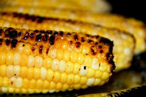 grilled corn on the cob balanced grettie