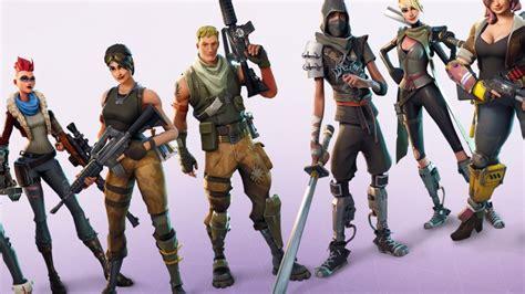 fortnite characters fortnite supera los 40 millones de jugadores a nivel