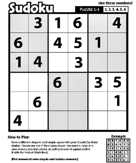 free printable kingdom sudoku sudoku c 1 coloring page crayola com